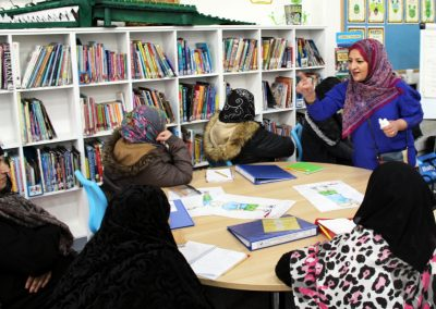 Strengthening communities with ESOL